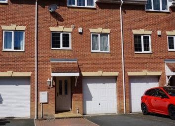 Thumbnail 3 bed town house for sale in Foxen Croft, Barnsley