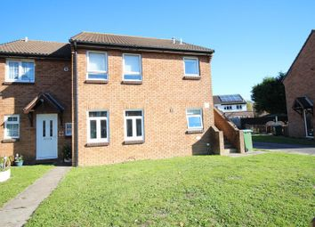 Thumbnail 1 bed flat to rent in Penhale Gardens, Fareham