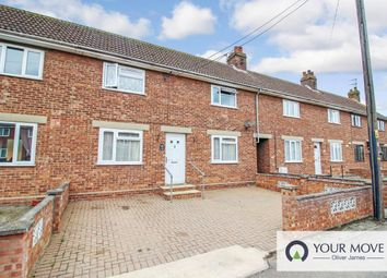 Thumbnail 3 bed terraced house for sale in Common Lane, Beccles