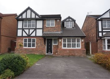 Thumbnail 4 bed detached house for sale in Parkside Close, Radcliffe