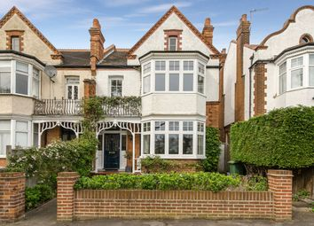 Thumbnail 4 bed semi-detached house for sale in Melbury Gardens, London