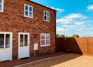 Thumbnail 3 bed semi-detached house for sale in Horseshoe Place, Turves, Peterborough