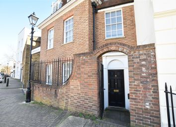 Thumbnail 2 bed maisonette for sale in Lower Square, Isleworth