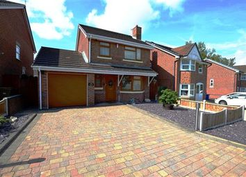 Thumbnail 3 bed detached house for sale in Pertonwood View, Blurton, Stoke On Trent