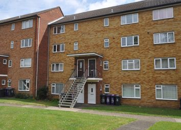 Thumbnail 1 bedroom flat to rent in Shepherds Mead, Hitchin