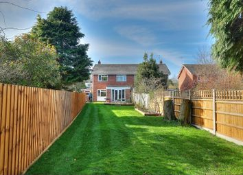 Thumbnail 3 bed semi-detached house for sale in West End, Norwich