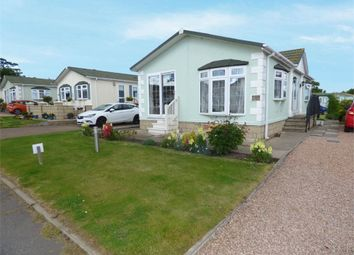 Thumbnail 2 bed mobile/park home for sale in Seaton Estate, Arbroath, Angus