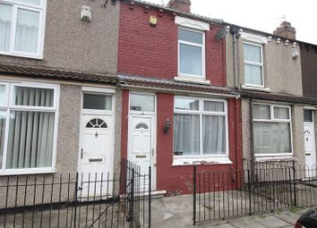 Thumbnail 2 bed terraced house to rent in Frederick Street, North Ormesby, Middlesbrough