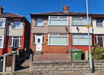 Thumbnail 3 bed semi-detached house for sale in Hillside Close, Bootle