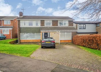 Thumbnail 4 bed detached house for sale in Longmeadows, Sunderland