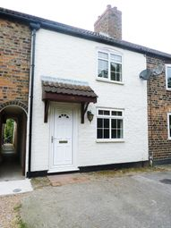 Thumbnail 2 bed terraced house to rent in Leakes Row, Louth