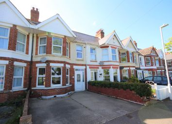 Thumbnail 4 bed terraced house for sale in Weymouth Road, Folkestone