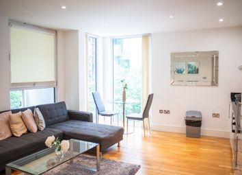Thumbnail 1 bed flat to rent in Lanterns Way, Canary Wharf, London, 9Jl, London