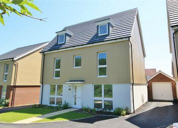 Thumbnail 6 bed detached house for sale in Peacock Grove, Costessey, Norwich