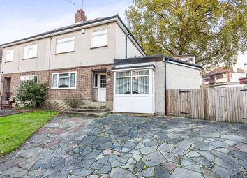 Thumbnail 3 bedroom semi-detached house for sale in Upton Road, Bexleyheath
