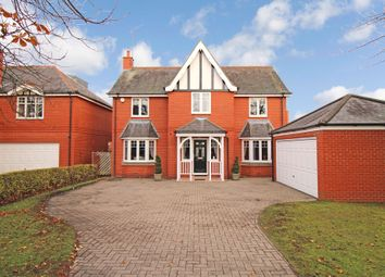 Thumbnail 5 bedroom detached house for sale in Brackenfield Road, Gosforth, Newcastle Upon Tyne