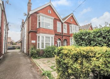 Thumbnail 1 bed flat to rent in St. Michaels Road, Worthing