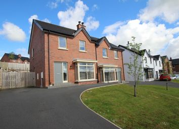 Thumbnail 3 bed semi-detached house for sale in Moyra Road, Doagh, Ballyclare