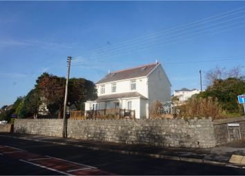 Thumbnail 5 bed detached house for sale in Gwscwm Road, Burry Port