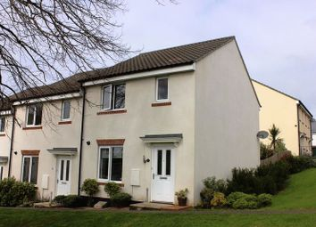 Thumbnail 3 bed end terrace house for sale in Lime Grove, St. Austell