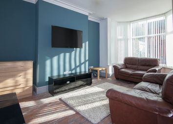 Thumbnail 5 bed terraced house to rent in Oak Road, Salford