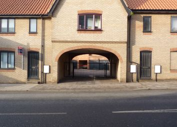 Thumbnail 2 bed end terrace house to rent in Out Westgate, Bury St. Edmunds