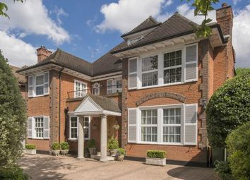Thumbnail 8 bed detached house for sale in Stormont Road, Kenwood, Highgate