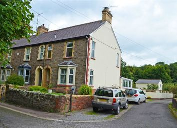 Thumbnail 3 bed end terrace house for sale in Raglan Terrace, Abergavenny, Monmouthshire