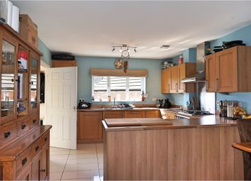 Thumbnail 4 bedroom semi-detached house for sale in Dior Drive, Royal Wootton Bassett