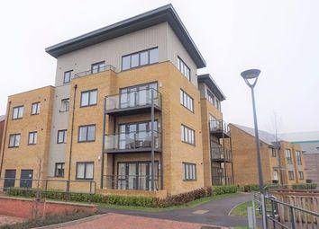 Thumbnail 2 bedroom flat for sale in 23 Riverside Wharf, Dartford