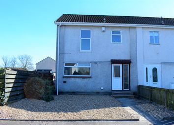 Thumbnail 3 bed semi-detached house for sale in Logie Drive, Larbert