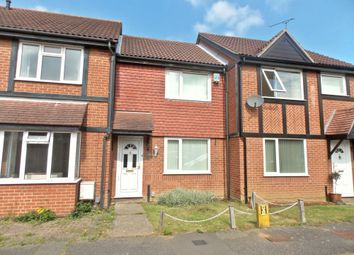 Thumbnail 2 bed terraced house to rent in The Downs, Felixstowe