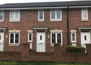 Thumbnail 3 bed town house to rent in Sanderling Way, Forest Town, Mansfield