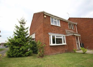 Thumbnail 2 bed end terrace house for sale in Birdcombe Road, Westlea, Swindon