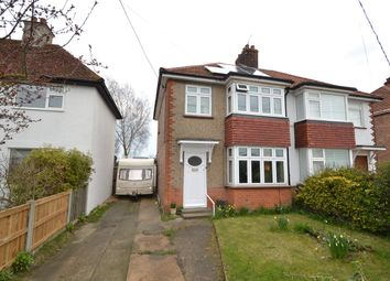 Thumbnail 3 bed semi-detached house for sale in Halstead Road, Kirby Cross, Frinton-On-Sea