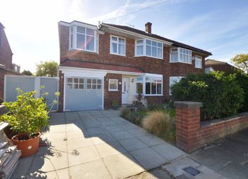 Thumbnail 5 bedroom semi-detached house for sale in Green Lane, Wallasey