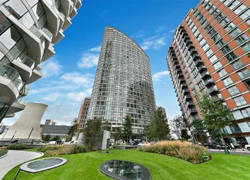 Thumbnail 2 bedroom flat for sale in Ontario Tower, Fairmount Avenue, Blackwall, London