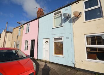 Thumbnail 3 bed terraced house for sale in Melbourne Road, Lowestoft