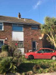 Thumbnail 3 bed end terrace house for sale in 43 Fairfield Road, Ramsgate, Kent