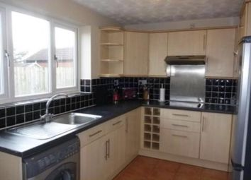 Thumbnail 2 bed semi-detached house to rent in Ellis Close, Preston, Hull