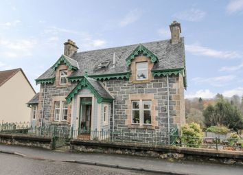 Thumbnail 4 bed detached house for sale in Greenbank, Main Street, Killin