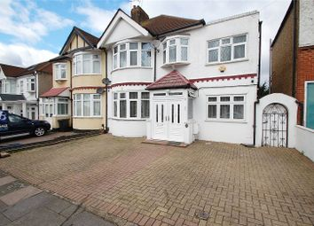 Thumbnail 5 bed semi-detached house for sale in Vista Drive, Ilford