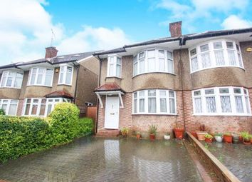 Thumbnail 3 bed semi-detached house for sale in Pymmes Green Road, London, .