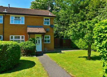 Thumbnail 1 bedroom maisonette to rent in Burwell Close, Lower Earley, Reading