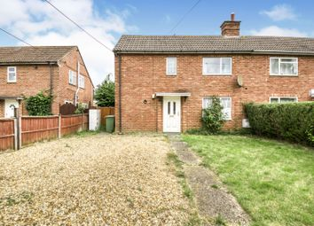 Thumbnail 3 bed semi-detached house for sale in South Road, Newbury