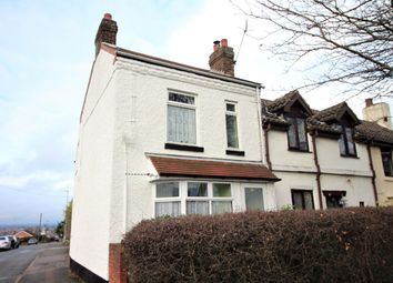 Thumbnail 2 bed terraced house for sale in Alma Hill, Kimberley, Nottingham