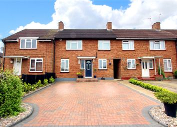 Thumbnail 3 bed terraced house for sale in Queenswood Crescent, Watford