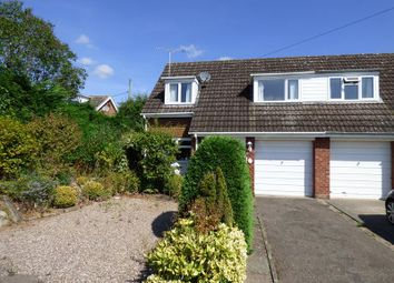 Thumbnail 3 bed semi-detached house for sale in 7 Credenleigh, Cradley, Herefordshire