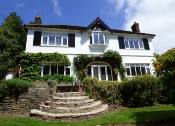 Thumbnail 4 bed detached house for sale in Park Road, Disley, Stockport