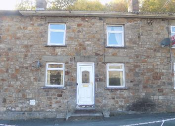 Thumbnail 2 bed cottage for sale in Mount Pleasant, Blaina, Abertillery. 3Dd.